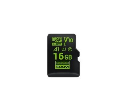 Фото карты памяти GoodRam UHS-I MicroSDHC Class 10 16GB - M1A0-0160R11