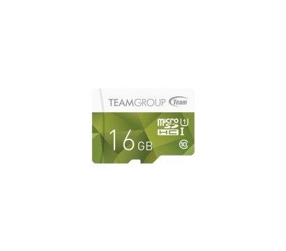 Фото карты памяти Team UHS-1 microSDHC Class10 16GB - TCUSDH16GUHS02