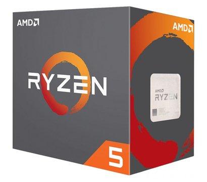 Фото процессора AMD Ryzen 5 1600X, YD160XBCAEWOF