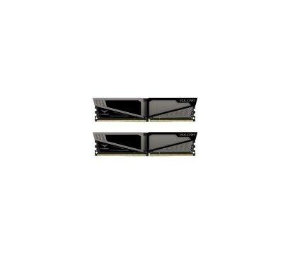 Фото модуля памяти Team T-Force Vulcan Gray DDR4 2x4096Mb 2400MHz — TLGD48G2400HC14DC01