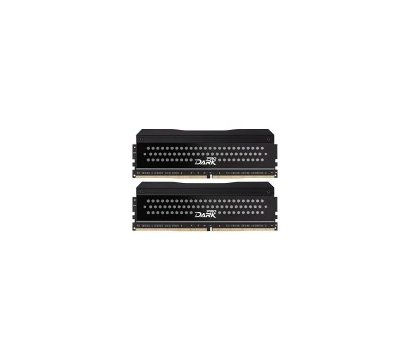 Фото модуля памяти Team T-Force Dark Pro Black/Gray DDR4 2x8192Mb 3000MHz — TDPGD416G3000HC15ADC01