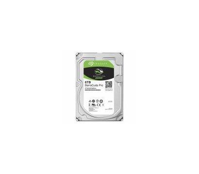 Фото жесткого диска Seagate BarraCuda Pro 6Tb 7200rpm 256MB Buffer SATA III — ST6000DM004