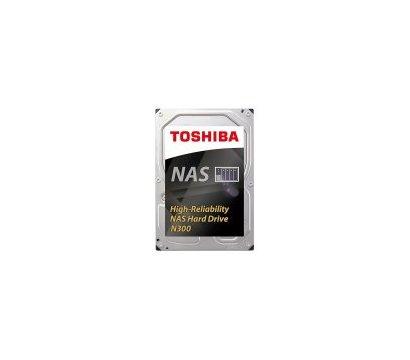 Фото жесткого диска Toshiba N300 6TB 7200rpm 128MB Buffer 3.5 SATA — HDWN160UZSVA