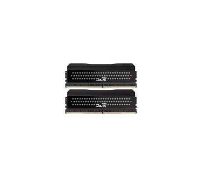 Фото модуля памяти Team T-Force Dark Pro Black/Gray DDR4 2x8192Mb 3200MHz — TDPGD416G3200HC14ADC01