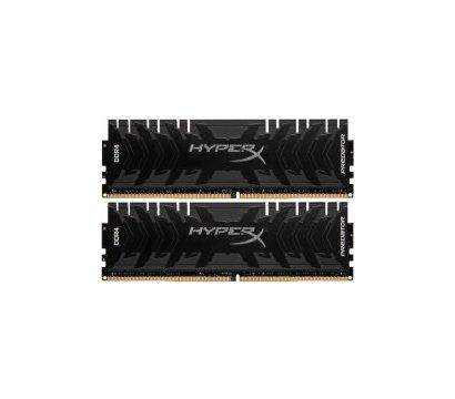 Фото модуля памяти Kingston HyperX Predator Black DDR4 2x8192Mb 3333MHz — HX433C16PB3K2/16
