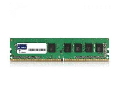 Фото модуля памяти Goodram DDR4 4096Mb 2400MHz — GR2400D464L17S/4G