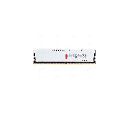 Фото модуля памяти Kingston HyperX Fury White DDR4 8192Mb 2400MHz — HX424C15FW2/8