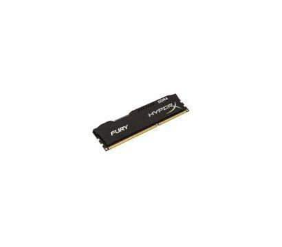 Фото модуля памяти Kingston HyperX Fury Black DDR4 8192Mb 2666MHz — HX426C16FB2/8