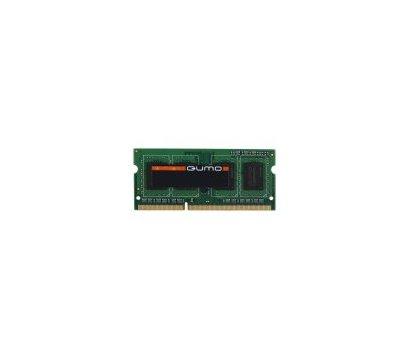 Фото модуля памяти Qumo SO-DIMM DDR3 4096Mb 1600MHz — QUM3S-4G1600K11L