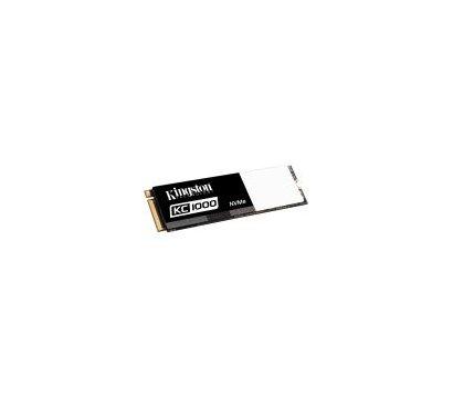 Фото  SSD Kingston SSDNow KC1000 480GB M.2 2280 PCIe 3.0 x4I MLC — SKC1000/480G