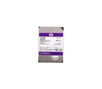 Фото жесткого диска Western Digital Purple 10TB 256МB 3.5 SATA III — WD100PURZ