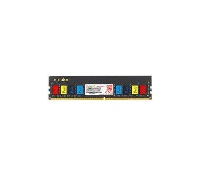 Фото модуля памяти V-Color Colorful DDR4 4096MB PC4-19200 — TC44G24S817