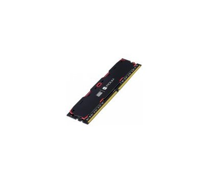 Фото модуля памяти Goodram Iridium Black DDR4 16384Mb 2133MHz — IR-2133D464L15/16G