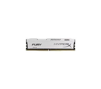 Фото модуля памяти Kingston HyperX Fury White DDR4 16384Mb 2666MHz — HX426C16FW/16