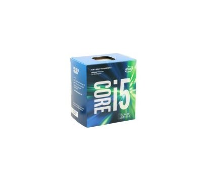 Фото процессора Intel Core i5 7400, CM8067702867050