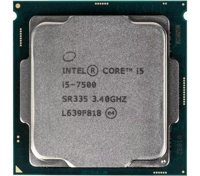 Фото процессора Intel Core i5 7500, CM8067702868012