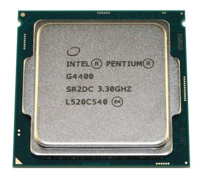 Фото процессора Intel Pentium G4400, CM8066201927306