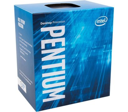 Фото процессора Intel Pentium G4560, BX80677G4560