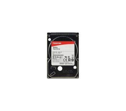 Фото жесткого диска Toshiba Mobile Thin 500GB 5400rpm 8MB 2.5 SATA III — MQ01ABF050M