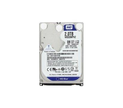 Фото жесткого диска Western Digital Blue 2TB 8МB 2.5 SATA III — WD20NPVZ