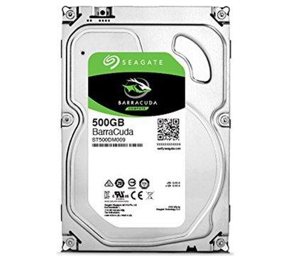 Фото жесткого диска Seagate Barracuda 500GB 7200rpm 32MB Buffer SATA III — ST500DM009 (восст.)