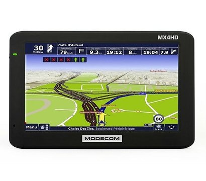 Фото GPS навигатора Modecom Device FreeWAY SX2HD MapFactor - NAV-FREEWAYSX2HD-MF-EU