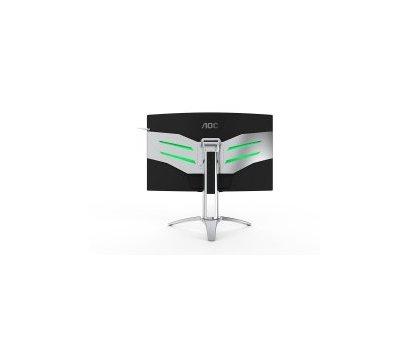 Фото №7 монитора AOC AG322QCX Black/Silver
