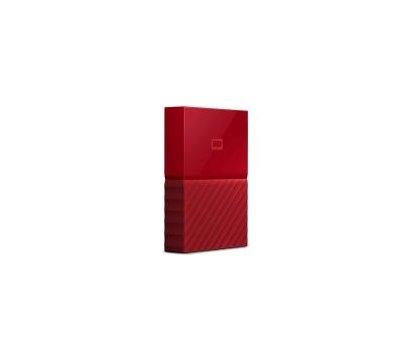 Фотографія 2 товара Жесткий диск Western Digital My Passport 2TB 5400rpm 2.5 USB 3.0 External Red — WDBYFT0020BRD-WESN