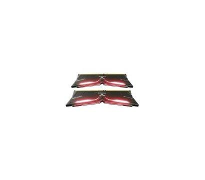 Фото №1 модуля памяти Team T-Force Night Hawk Black LED/Red DDR4 2x16384Mb 3000MHz — THRD432G3000HC16CDC01