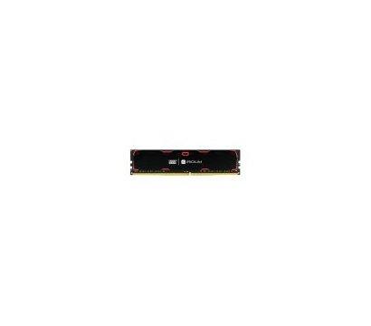 Фотографія 2 комплектующего ПК Память Goodram Iridium Black DDR4 2x4096Mb 2133MHz — IR-2133D464L15S/8GDC