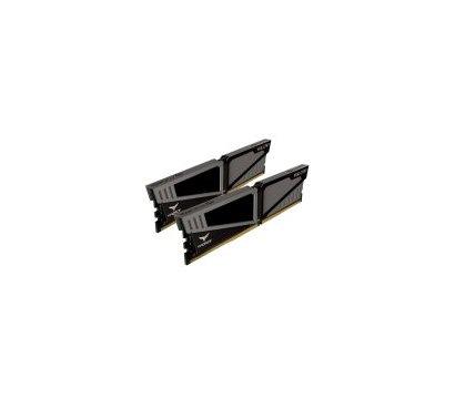 Фото №1 модуля памяти Team T-Force Vulcan Gray DDR4 2x4096Mb 2400MHz — TLGD48G2400HC14DC01