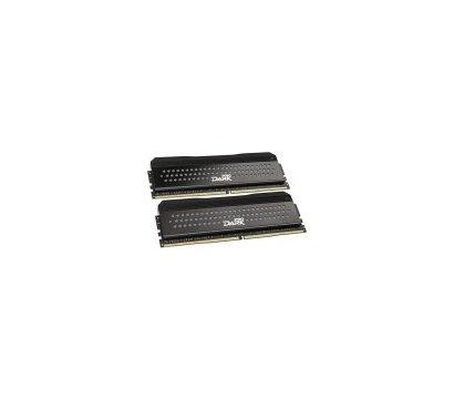 Фотография 2 комплектующего ПК Память Team T-Force Dark Pro Black/Gray DDR4 2x8192Mb 3200MHz — TDPGD416G3200HC16ADC01