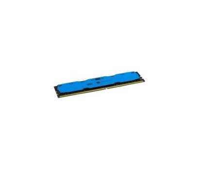 Фото №1 модуля памяти Goodram Iridium Blue DDR4 4096Mb 2400MHz — IR-B2400D464L15S/4G