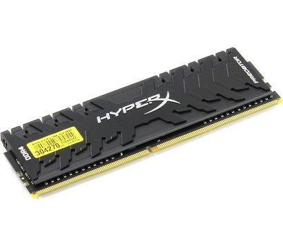 Фото №1 модуля памяти Kingston HyperX Predator Black DDR4 8192Mb 2666MHz — HX426C13PB3/8