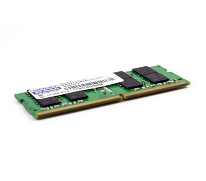 Фото №1 модуля памяти Goodram SO-DIMM DDR4 4096Mb 2400MHz — GR2400S464L17S/4G
