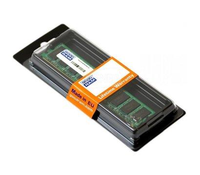 Фотографія 2 комплектующего ПК Память Goodram Iridium Black DDR3 4096Mb 1600MHz — GR1600D3V64L11S/4G