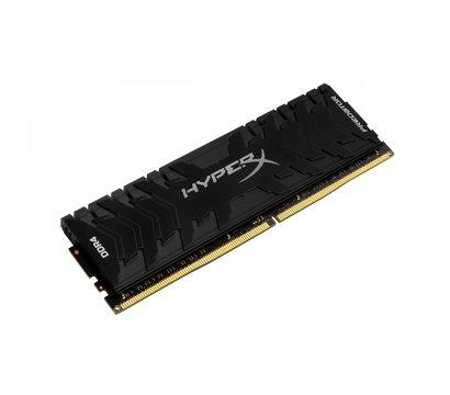 Фото №1 модуля памяти Kingston HyperX Predator Black DDR4 16384Mb 3000MHz — HX430C15PB3/16