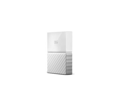 Фотографія 3 товара Жесткий диск Western Digital My Passport 2TB 5400rpm 2.5 USB 3.0 External White — WDBYFT0020BWT-WESN