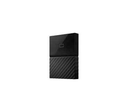 Фото №2 жесткого диска Western Digital My Passport 3TB 5400rpm 2.5 USB 3.0 External Black — WDBYFT0030BBK-WESN
