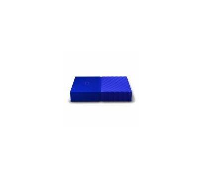 Фото №2 жесткого диска Western Digital My Passport 3TB 5400rpm 2.5 USB 3.0 External Blue — WDBYFT0030BBL-WESN