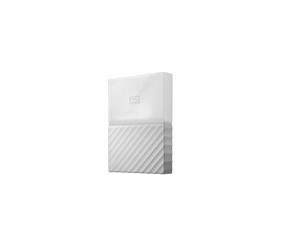 Фото №2 жесткого диска Western Digital My Passport 3TB 5400rpm 2.5 USB 3.0 External White — WDBYFT0030BWT-WESN