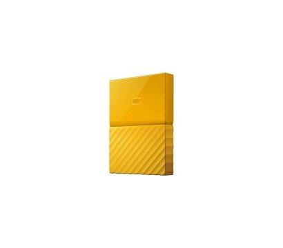 Фото №2 жесткого диска Western Digital My Passport 1TB 5400rpm 2.5 USB3.0 External Yellow — WDBYNN0010BYL-WESN