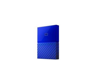 Фотографія 3 товара Жесткий диск Western Digital My Passport 2TB 5400rpm 2.5 USB 3.0 External Blue — WDBYFT0020BBL-WESN
