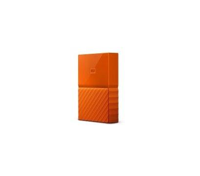 Фото №2 жесткого диска Western Digital My Passport 2TB 5400rpm 2.5 USB3.0 External Orange — WDBYFT0020BOR-WESN