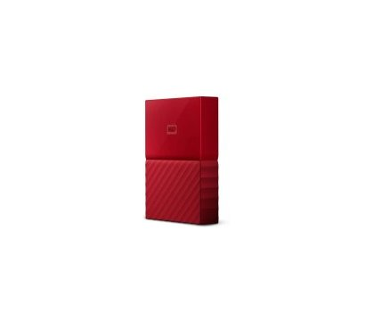 Фотография 3 товара Жесткий диск Western Digital My Passport 2TB 5400rpm 2.5 USB 3.0 External Red — WDBYFT0020BRD-WESN