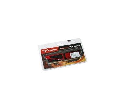 Фото №2 модуля памяти Team T-Force Vulcan Red DDR4 8192Mb 2400MHz — TLRED48G2400HC1401
