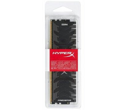 Фото №2 модуля памяти Kingston HyperX Predator Black DDR4 8192Mb 2666MHz — HX426C13PB3/8