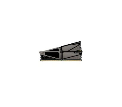 Фото №2 модуля памяти Team T-Force Vulcan Gray DDR4 2x16384Mb 2400MHz — TLGD432G2400HC15BDC01