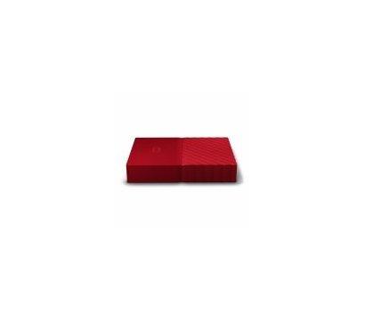 Фото №3 жесткого диска Western Digital My Passport 3TB 5400rpm 2.5 USB 3.0 External Red — WDBYFT0030BRD-WESN