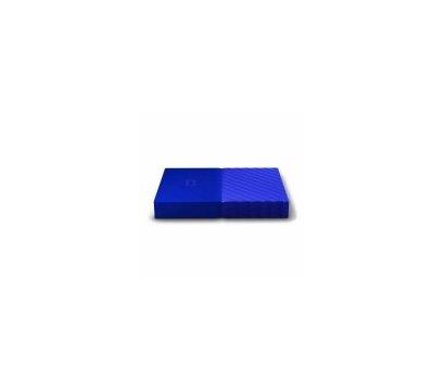 Фото №3 жесткого диска Western Digital My Passport 1TB 5400rpm 2.5 USB 3.0 External Blue — WDBYNN0010BBL-WESN